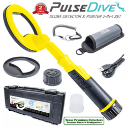 PulseDive Scuba Detector & Pointer 2-in-1 Set уже в продаже
