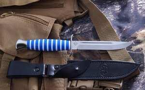 """Нож """"Финка-2 (НКВД) ВДВ"""""""