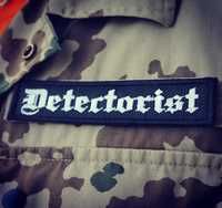"Шеврон ""Detectorist"""