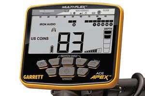 Garrett APEX катушка 8,5x11 (без наушников)