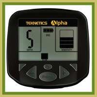 "Металлоискатель Teknetics ALPHA 2000 Катушка 8"" mono"