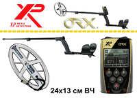 Металлоискатель XP ORX катушка 24х13 см. ВЧ