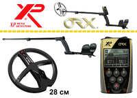 Металлоискатель XP ORX катушка X35. 28 см