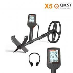 Металлоискатель Quest X5