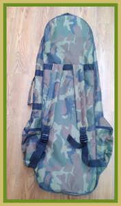 Рюкзак для металлоискателя - Усиленный (Хакки Зеленый)
