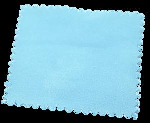 Салфетка полирующая Shine Coins универсальная для монет (10х10 см)
