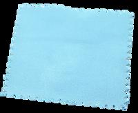 Салфетка полирующая Shine Coins универсальная для монет большая (20х20 см)